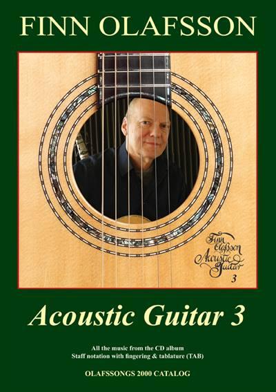 Acoustic guitar 3 nodebog