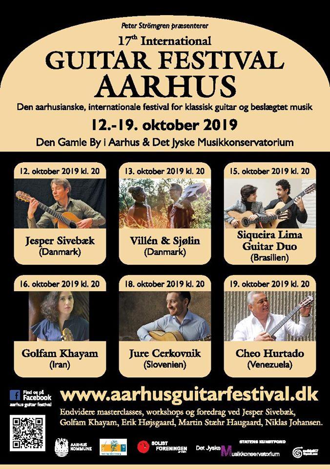 International guitar festival i Århus