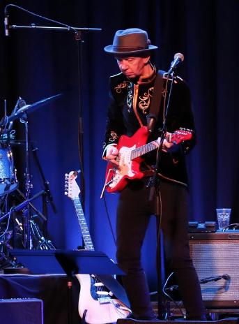 Guitaristen Björn Thoroddsen