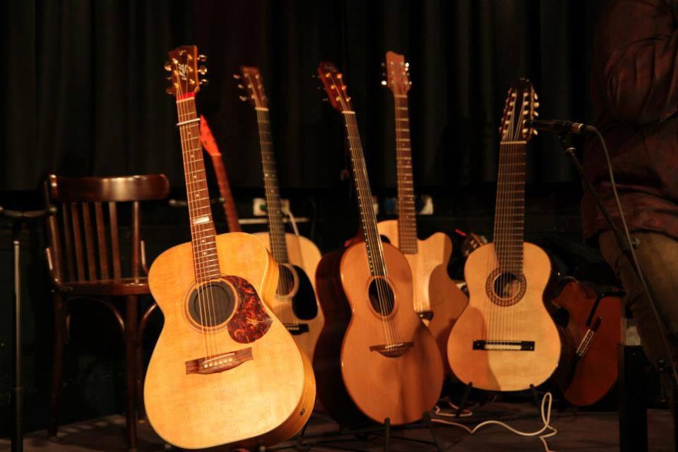Uden guitarer var fingerpicking festivalen blevet lidt fattig