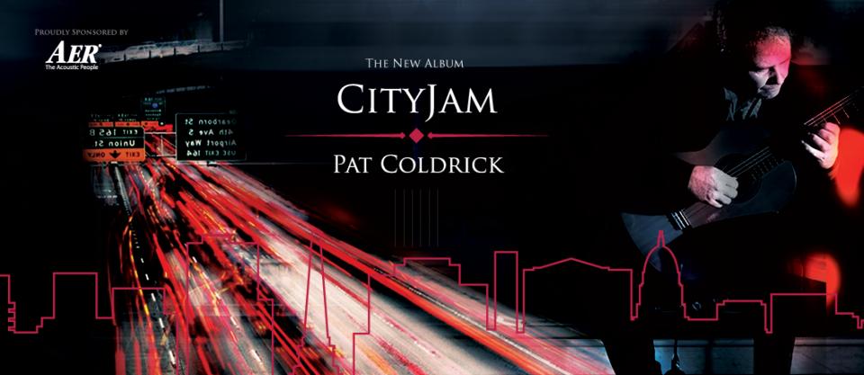 Pat Coldrick's City Jam Cover