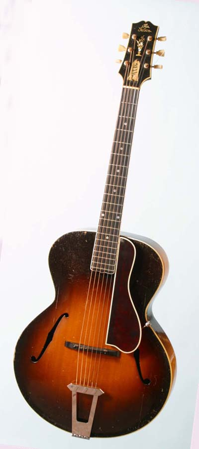 Gibson L5 archtop guitar