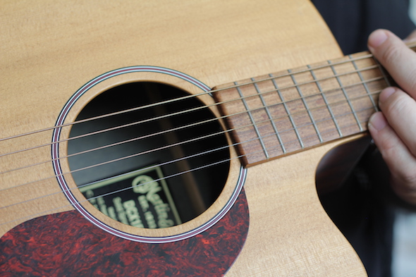 Guitarundervisning