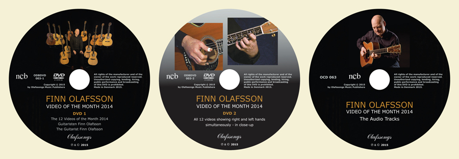 Labels video of the month af Finn Olafsson