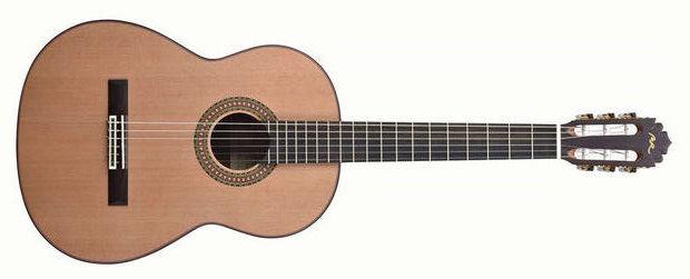 Spansk guitar af mærket Manuel Rodriguez C