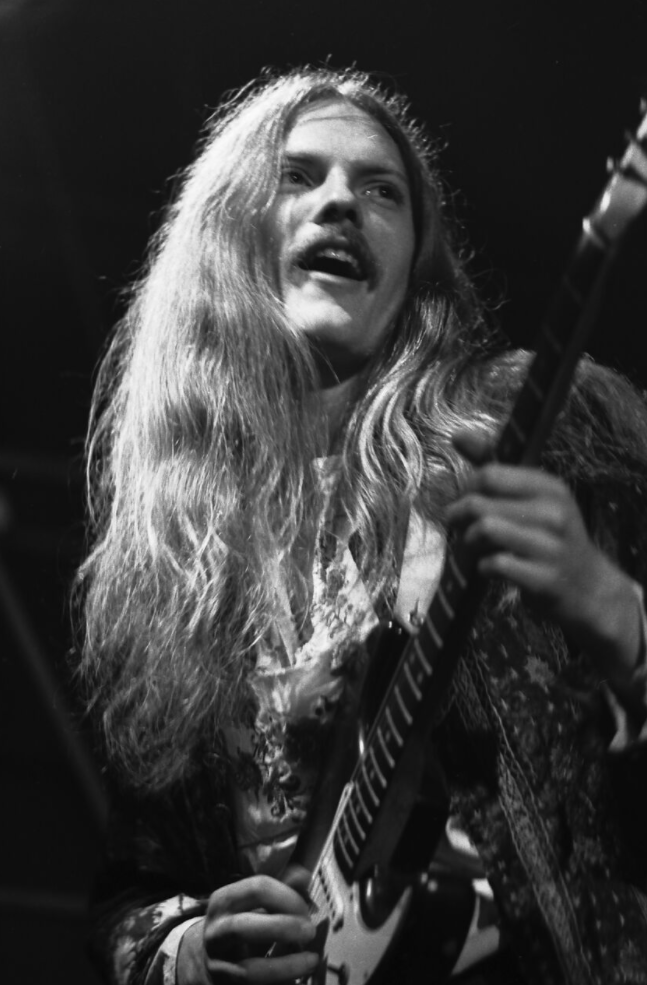 Finn Olafsson elektrisk guitar