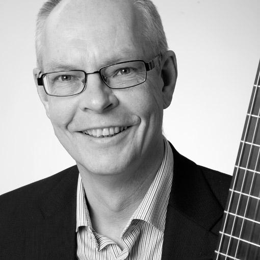Søren Bødker Madsen er klassisk uddannet guitarist