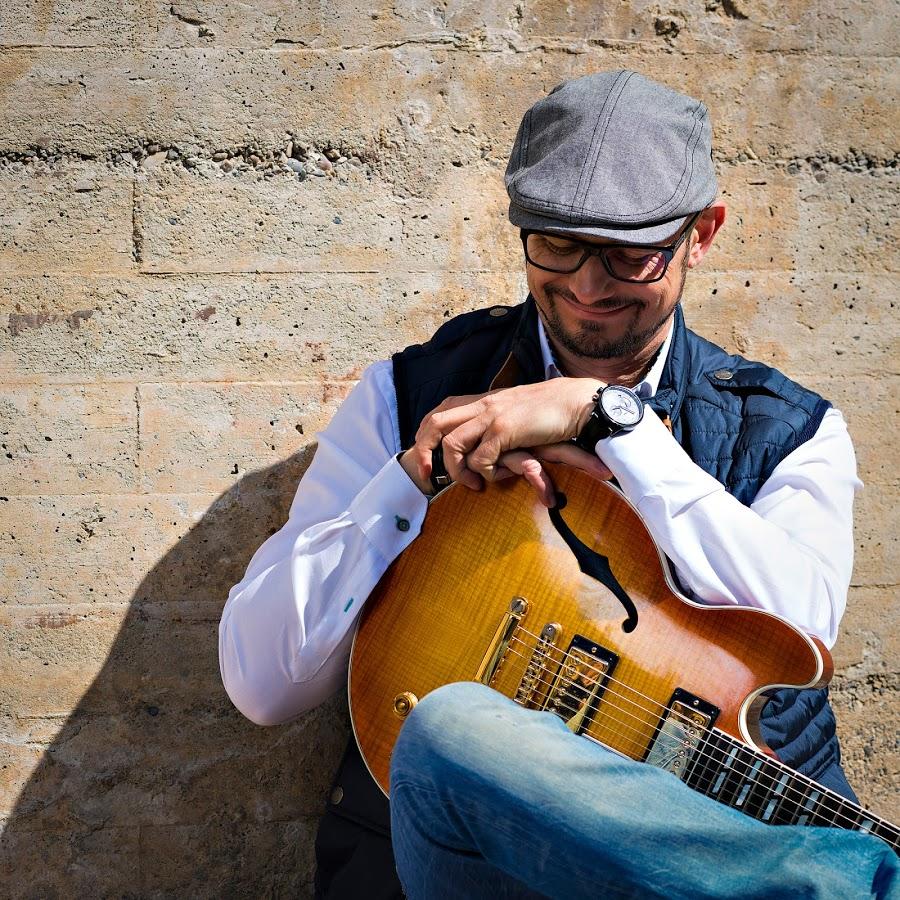 Jazz og funk guitaristen Søren Reiff