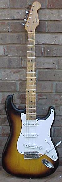 Fender stratocaster 1954