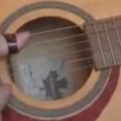 Akustisk western guitar