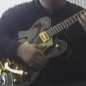 Sådan ser en hollowbody guitar ud