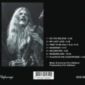 Læs vores anmeldelse af Finn Olafsson's første soloalbum Savannah