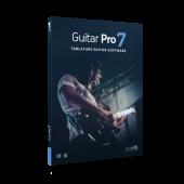Guitar Pro 7 æske