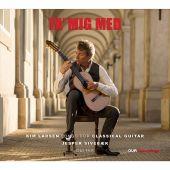 Tag mig med er en ny cd med Kim Larsen sange med guitaristen Jesper Sivebæk