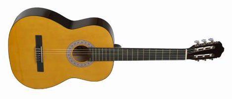 Nylonstrenget guitar
