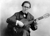Andrés Segovia den klassiske guitars mester