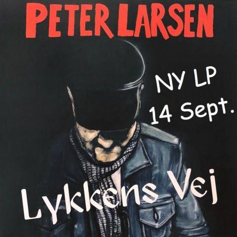 Peter Larsen lykkens vej
