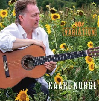 Kaare Norge ny cd variaton
