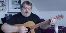 Fastelavn er mit navn guitar lektion
