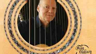 Finn Olafsson Acoustic Guitar 3