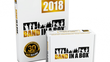 Band In A Box 2018 mac