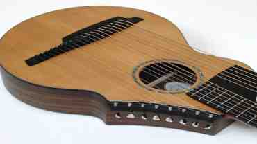 Muriel Andersons harpeguitar