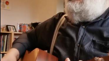 Dejlig er den himmelblå guitar lektion