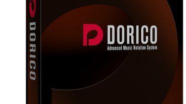 Nodeprogrammet Dorico pro