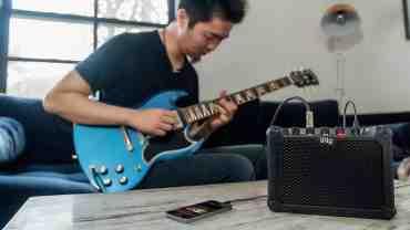 irig micro amp guitar forstærker
