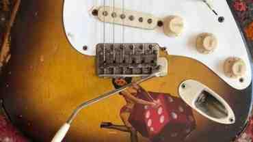 Peter Viskindes Fender Stratocaster