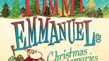 Tommy Emmanuel julealbum