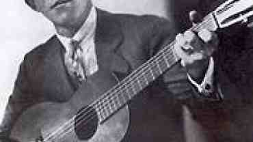 Country musikkens ægte fader: Jimmie Rodgers