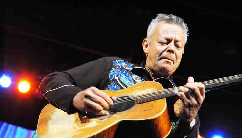 Guitar legenden Tommy Emmanuel