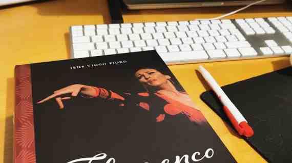 Ny dansk flamenco bog af jens viggo fjord