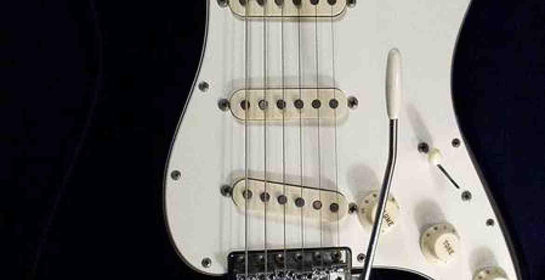 Fender statocaster guitaren