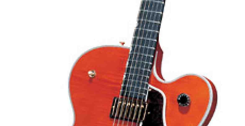I 1987 var Gibson klar med enguitarsom kan forekomme at være en kopi af Gretschs' 6122 Country Gentleman guitar, og det er heller ikke så underligt, da den mand der stod bag designet af Gretsch guitaren, selveste: Chet Atkins havde patent på Country Gentleman navnet.