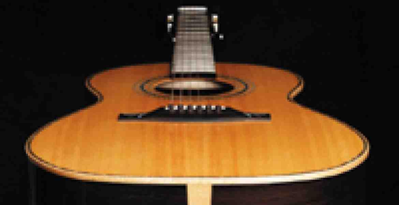 Kehlet Guitars er ensbetydende med det ultimative håndværk indenfor akustiske guitarer.
