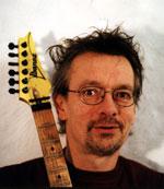 Guitarist og forfatter Viggo Steincke